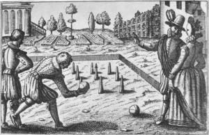 Bowling 16. sajandil